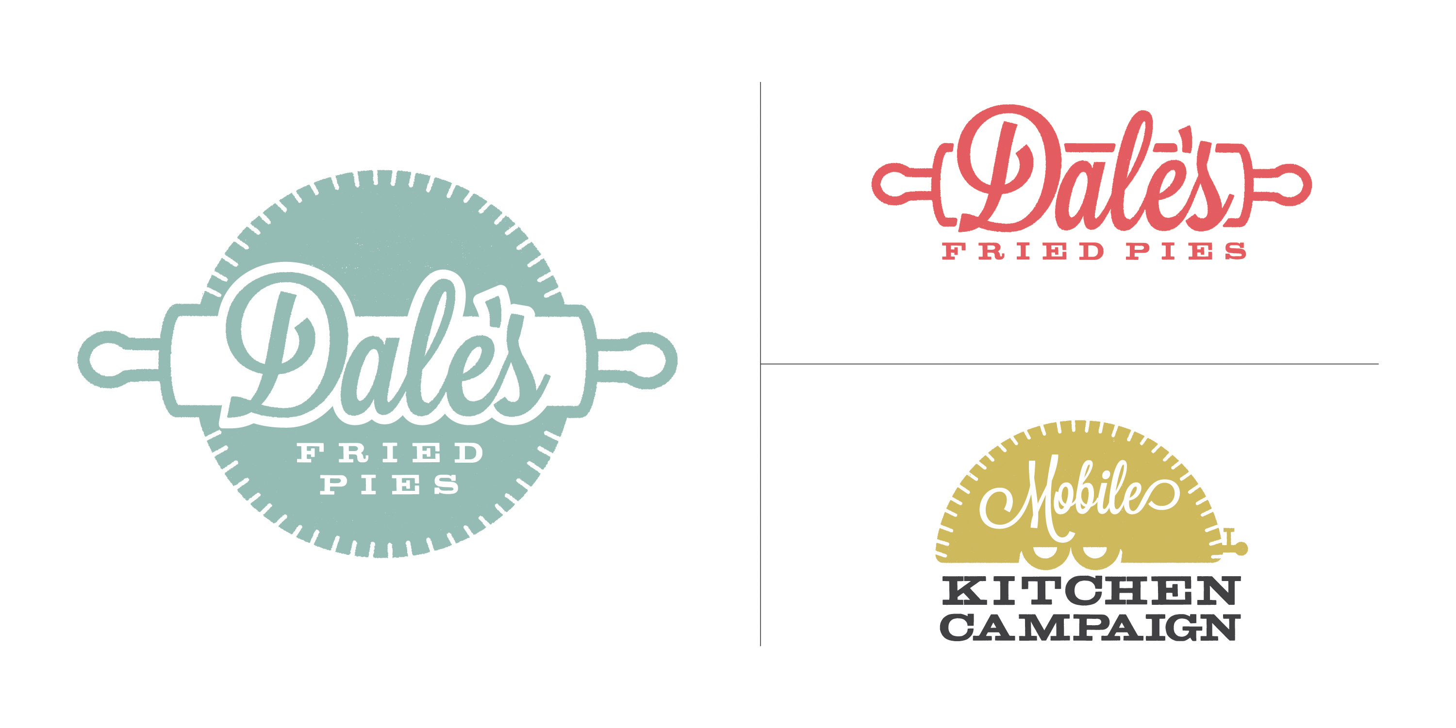 Dale's Fried Pies, Jarred Elrod, Design