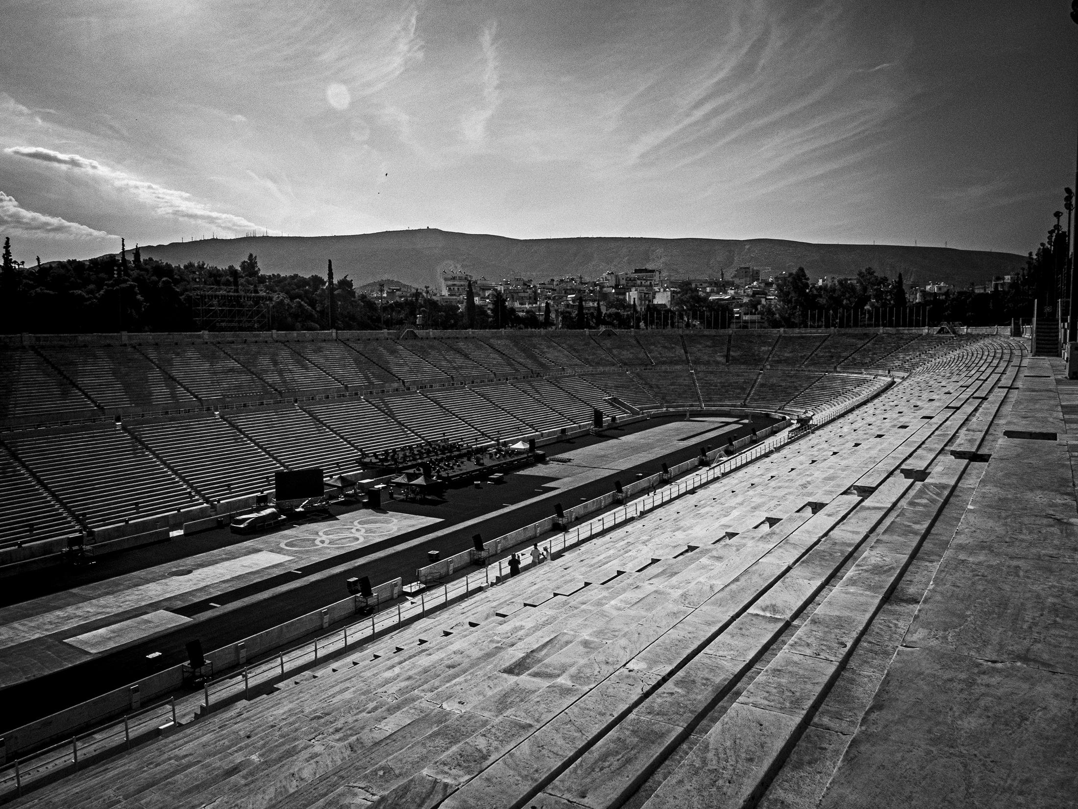 Panathenaic Stadium, Athens, Jarred Elrod, Greece, Photography