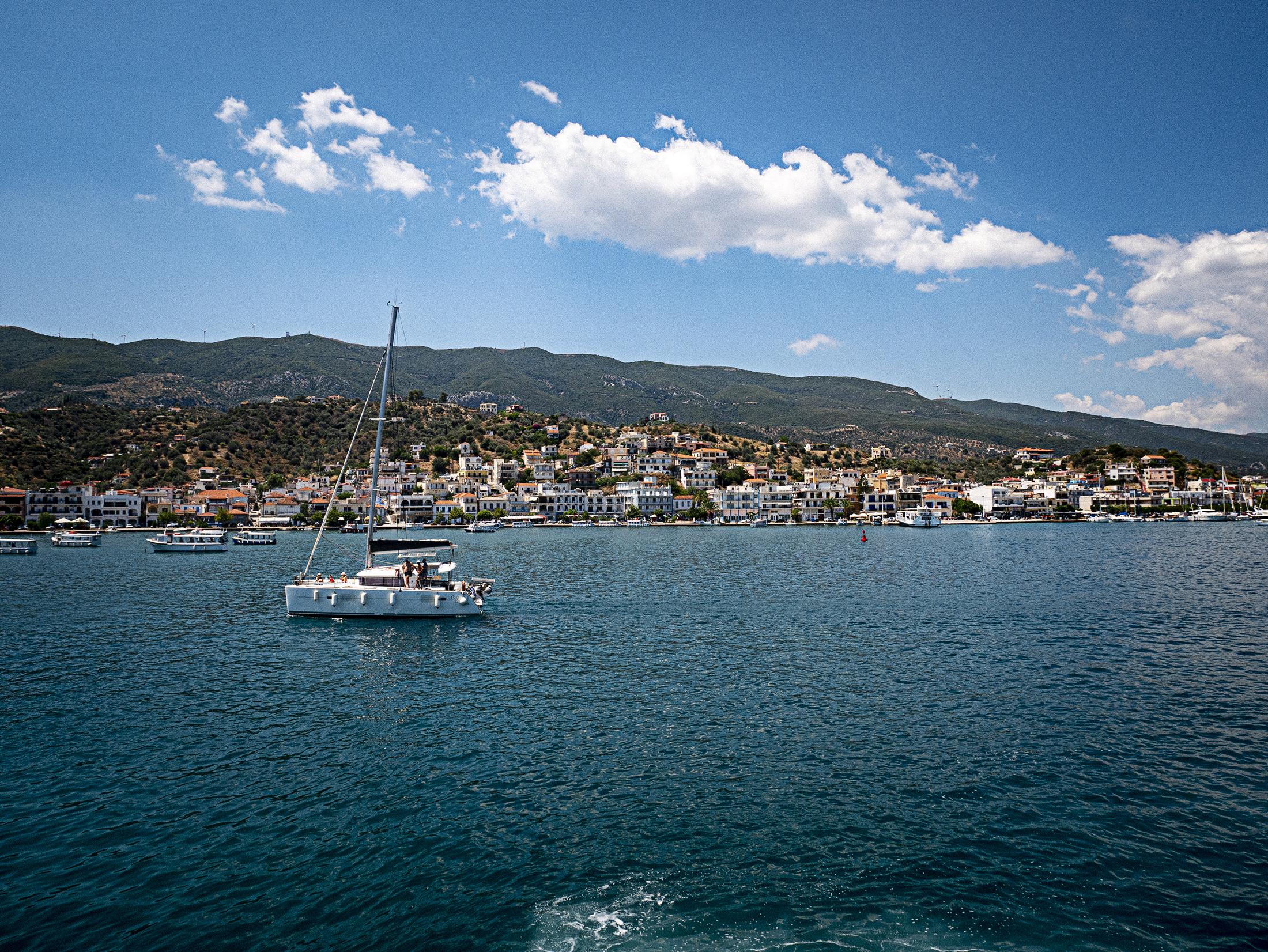 Hydra, Greece, Jarred Elrod, Photography, Travel