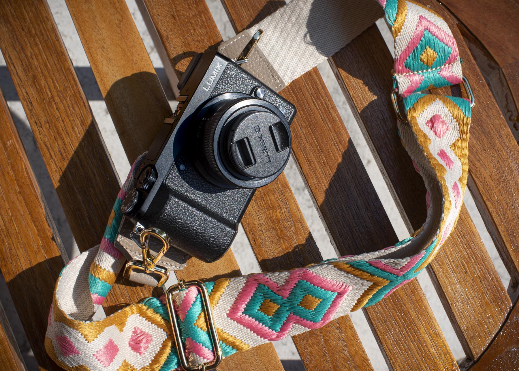 Decorative Camera Straps!