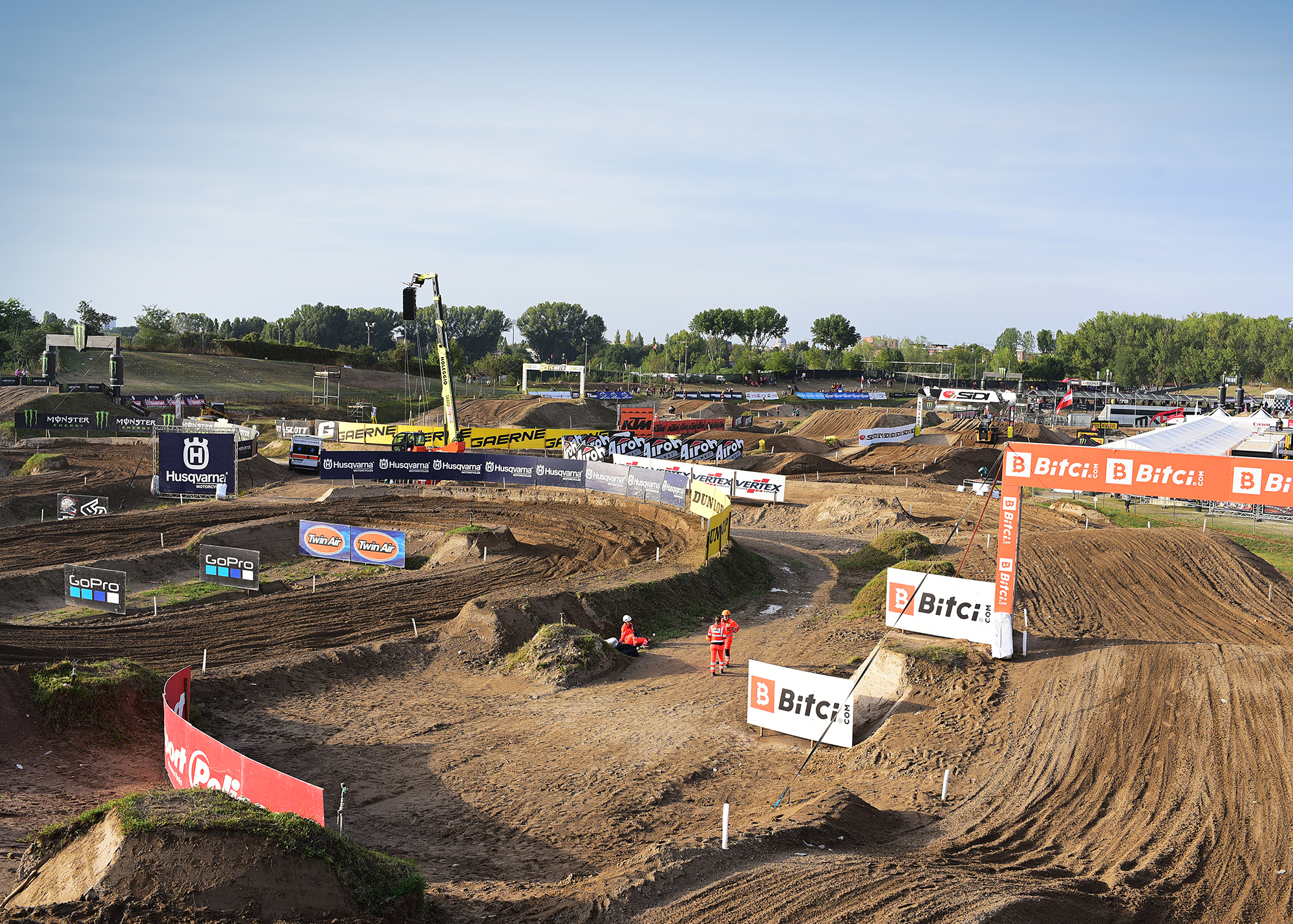 Mantova Motocross Track, 2021