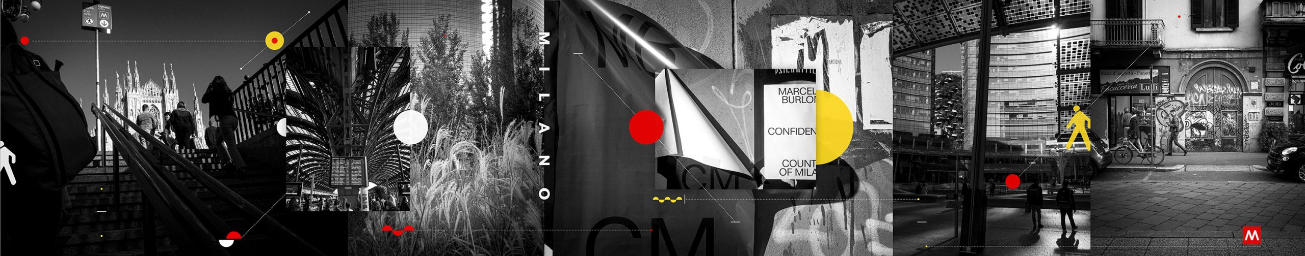 Milano, Milan, Jarred Elrod, Graphic Design and Photography